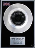 "RICKY NELSON -  7"" Platinum Disc - POOR LITTLE FOOL"
